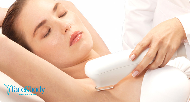 IPL PERMANENT HAIR REMOVAL